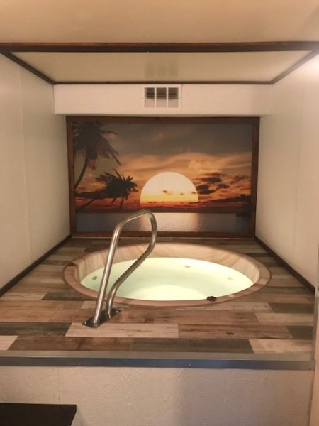 Private Hot Tub Rentals